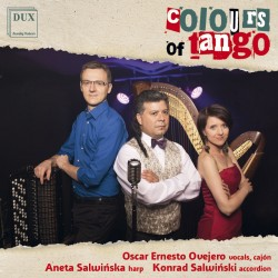 Colours Of Tango CD